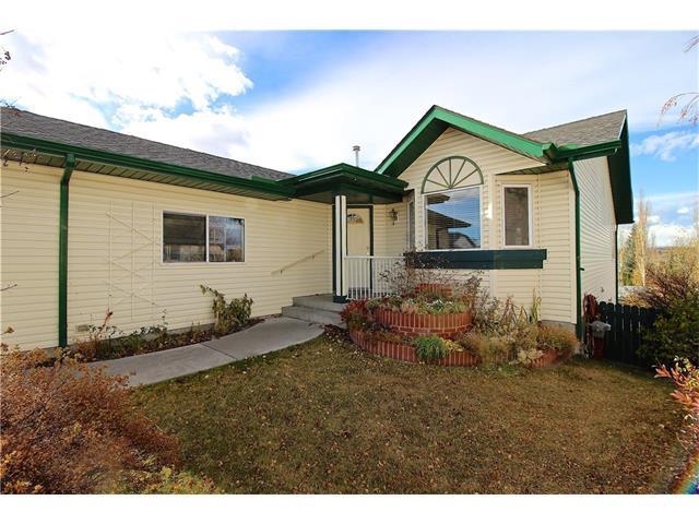 61 West Edge Road, Cochrane, AB T4C 1M7 (#C4141616) :: Canmore & Banff