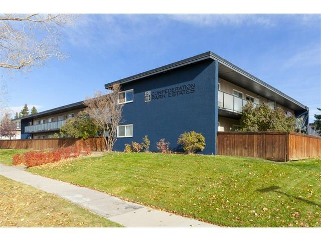 3208 19 Street NW #6, Calgary, AB T2L 2A8 (#C4141683) :: The Cliff Stevenson Group