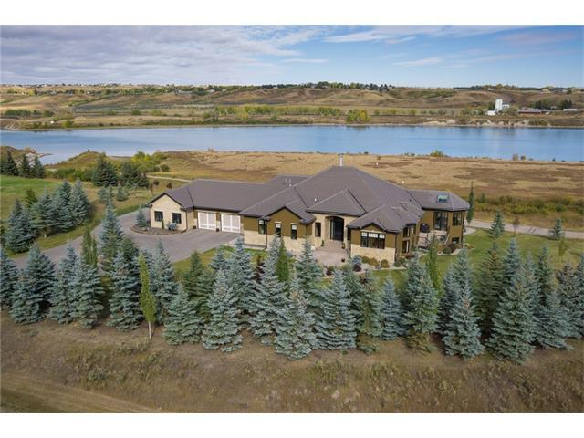 130 Emerald Bay Drive, Rural Rocky View County, AB T3Z 1E2 (#C4141947) :: Tonkinson Real Estate Team