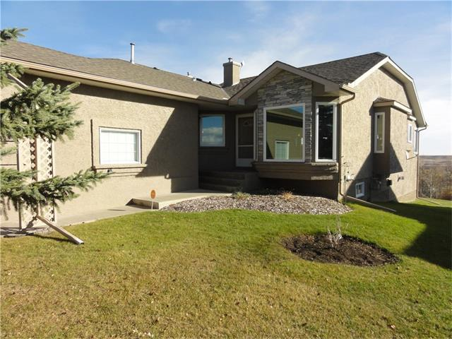 34 Cottonwood Boulevard, Rural Foothills M.D., AB T1S 4W2 (#C4142315) :: The Cliff Stevenson Group