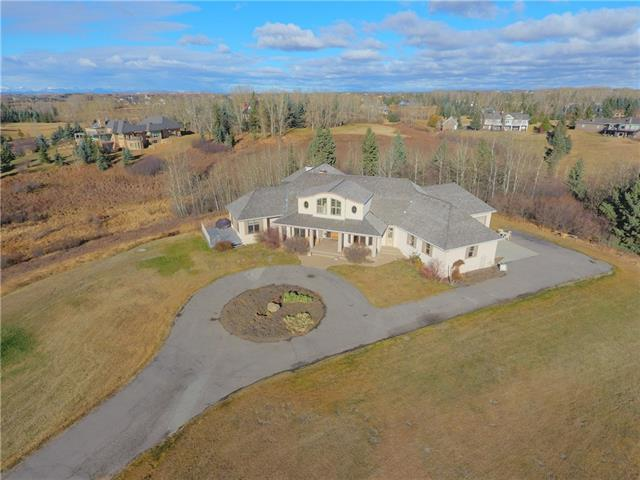 30206 River Ridge Drive, Rural Rocky View County, AB T3Z 3L1 (#C4146000) :: Calgary Homefinders