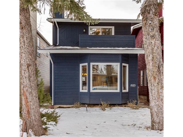 1823 29 Avenue SW, Calgary, AB T2T 1M9 (#C4146262) :: Redline Real Estate Group Inc