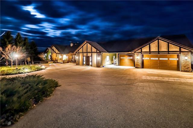 80139 186 Avenue W, Rural Foothills M.D., AB T1S 2S8 (#C4146390) :: Your Calgary Real Estate