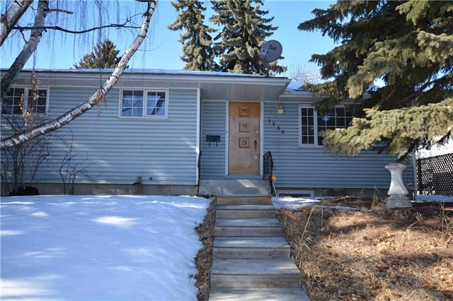 1256 Rosehill Drive NW, Calgary, AB T2K 1M2 (#C4146676) :: Canmore & Banff