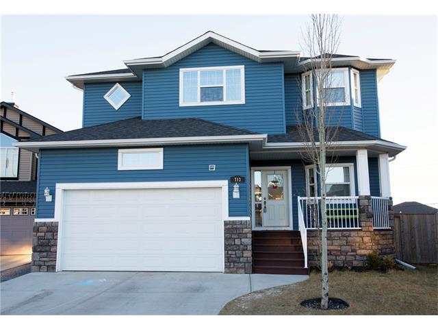 713 Hamptons Bay SE, High River, AB T1V 0A9 (#C4146922) :: Redline Real Estate Group Inc