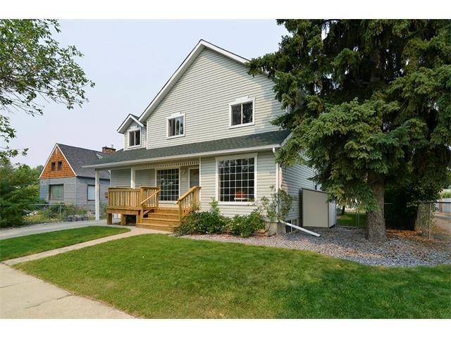 612 3 Street SE, High River, AB T1V 1S2 (#C4147077) :: Redline Real Estate Group Inc