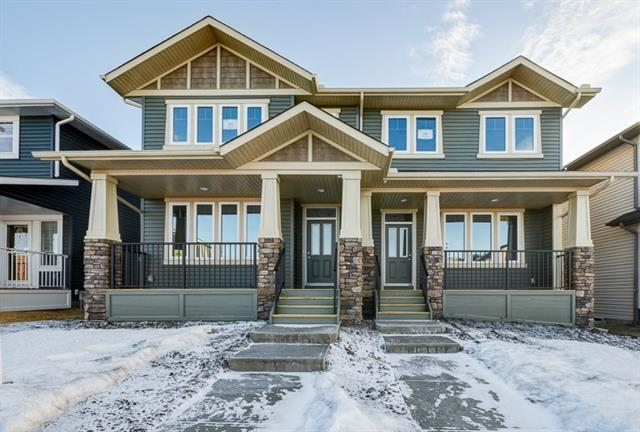 252 Willow Street, Cochrane, AB T4C 0Y8 (#C4147259) :: Redline Real Estate Group Inc
