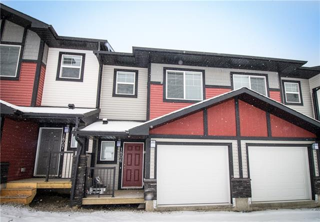 1802 Jumping Pound Common, Cochrane, AB T4C 2L1 (#C4147294) :: Redline Real Estate Group Inc