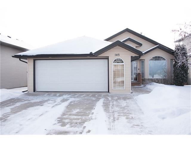 145 Park Lane Drive, Strathmore, AB T1P 1V8 (#C4160722) :: Redline Real Estate Group Inc
