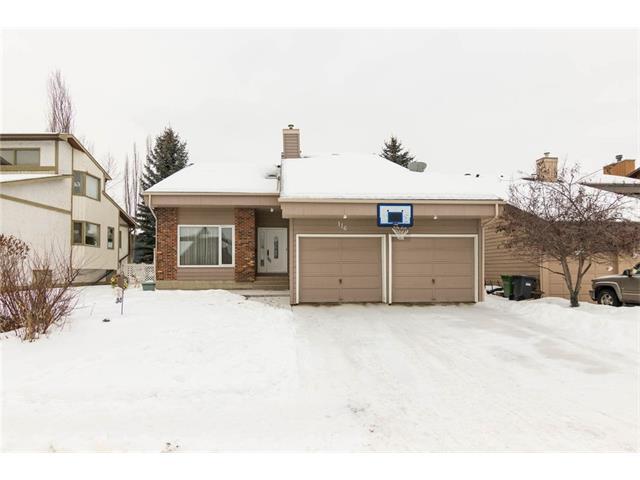 116 Deercross Road SE, Calgary, AB T2G 6G7 (#C4161053) :: The Cliff Stevenson Group