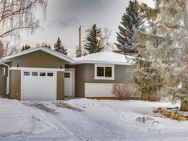 135 Waterloo Drive SW, Calgary, AB T3C 3G4 (#C4161130) :: The Cliff Stevenson Group