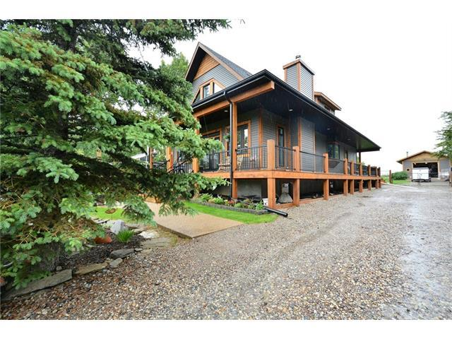 35 Cochrane Lake Trail, Rural Rocky View County, AB T4C 2A8 (#C4161464) :: Redline Real Estate Group Inc