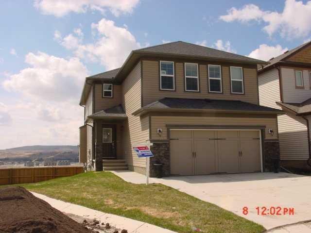 98 Heritage Landing, Cochrane, AB T4C 0E3 (#C4161473) :: Redline Real Estate Group Inc