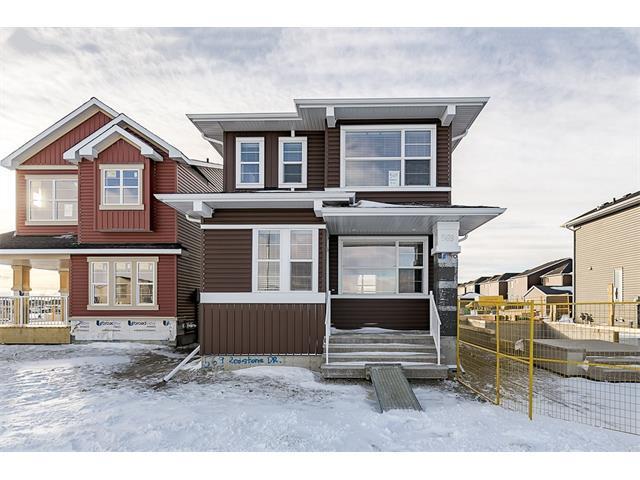 569 Redstone Drive NE, Calgary, AB T3N 0R3 (#C4161580) :: Redline Real Estate Group Inc