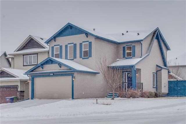 415 Sagewood Place SW, Airdrie, AB T4B 3N2 (#C4161616) :: The Cliff Stevenson Group