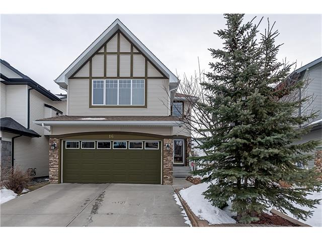 16 Cougarstone Square SW, Calgary, AB T3H 5J3 (#C4162114) :: The Cliff Stevenson Group