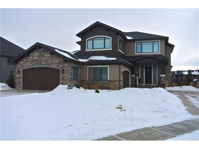 450 Brookside Court, Rural Rocky View County, AB T3L 0C9 (#C4162170) :: Canmore & Banff