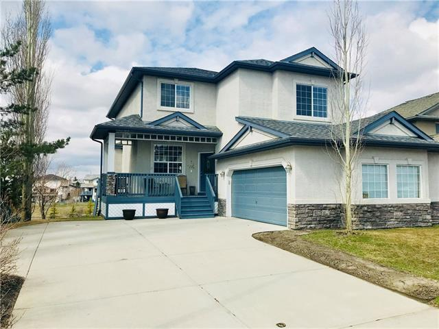 229 Crystalridge Rise, Okotoks, AB T1S 1W4 (#C4162197) :: Tonkinson Real Estate Team
