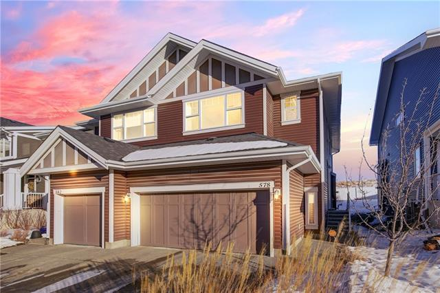 578 River Heights Crescent, Cochrane, AB T4C 0R9 (#C4162467) :: Canmore & Banff