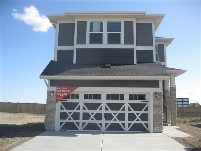 645 Midtown Place SW, Airdrie, AB T4B 4E3 (#C4162564) :: Redline Real Estate Group Inc