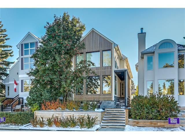 3606 4 Street SW, Calgary, AB T2S 1Y2 (#C4162985) :: Your Calgary Real Estate