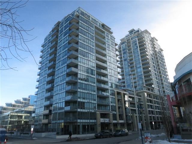 128 2 Street SW #203, Calgary, AB T2P 0S7 (#C4163022) :: The Cliff Stevenson Group