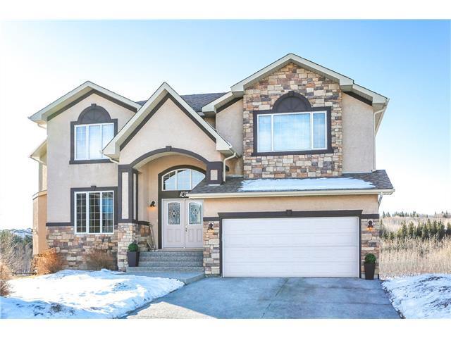 107 West Pointe Manor, Cochrane, AB T4C 0C2 (#C4163115) :: Redline Real Estate Group Inc