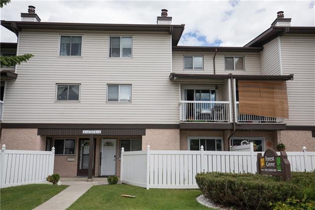 3705 Fonda Way SE #9, Calgary, AB T2A 6G9 (#C4163228) :: The Cliff Stevenson Group