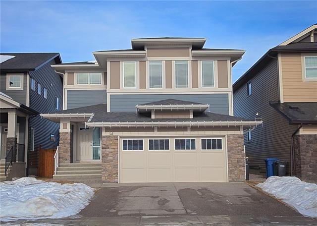 14 Storm Mountain Place, Okotoks, AB T1S 0L6 (#C4163458) :: Redline Real Estate Group Inc