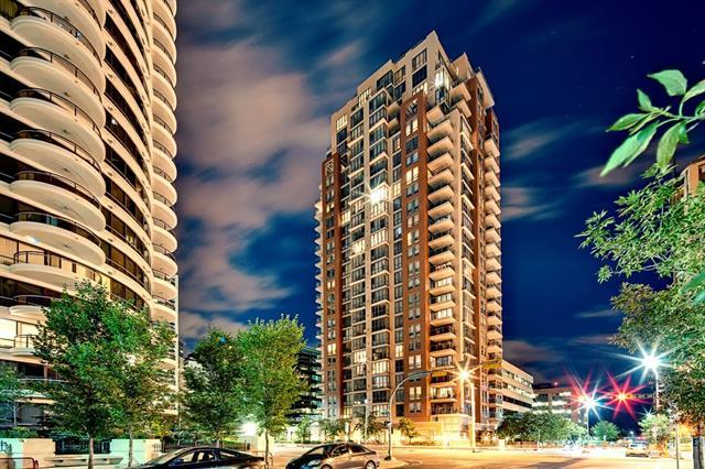 650 10 Street SW #1306, Calgary, AB T2P 5G4 (#C4163755) :: The Cliff Stevenson Group
