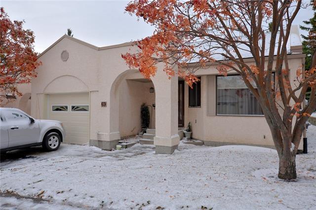 69 Sandarac Circle NW, Calgary, AB T3K 3G7 (#C4164013) :: Redline Real Estate Group Inc