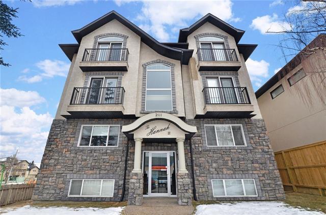 2111 34 Avenue SW #401, Calgary, AB T2T 2C5 (#C4164134) :: Redline Real Estate Group Inc