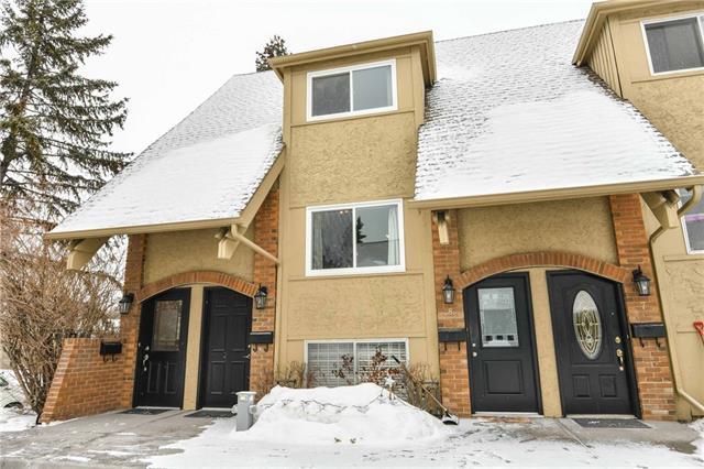 2212 Paliswood Road SW #10, Calgary, AB T2V 3X3 (#C4164296) :: Redline Real Estate Group Inc