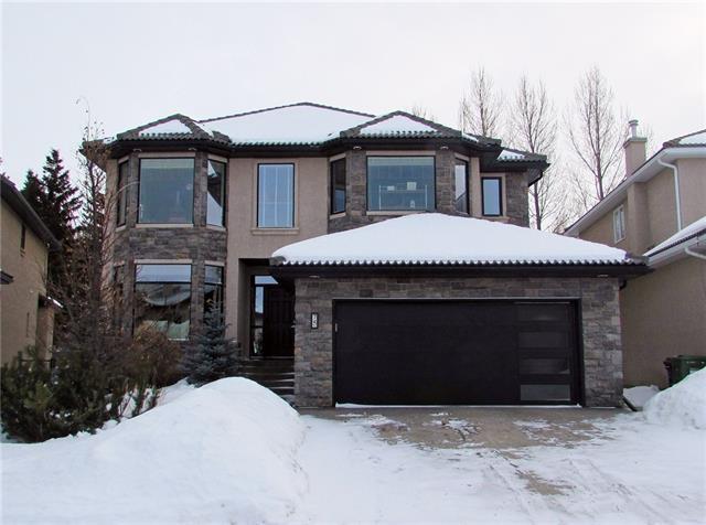 75 Hamptons Close NW, Calgary, AB T3A 6B8 (#C4164730) :: The Cliff Stevenson Group