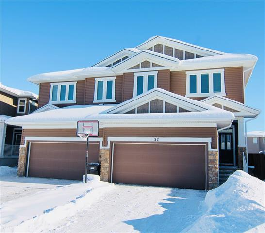 22 Redstone Mews NE, Calgary, AB T3N 0N5 (#C4164764) :: Redline Real Estate Group Inc