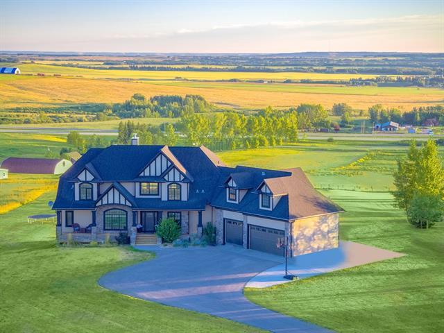 15 Red Willow Crescent W, Rural Foothills M.D., AB T1S 3J7 (#C4164806) :: The Cliff Stevenson Group
