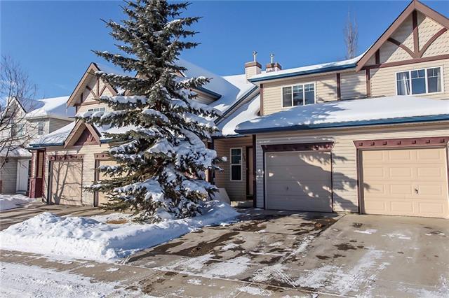 408 Country Village Cape NE, Calgary, AB T3K 5X4 (#C4164897) :: The Cliff Stevenson Group
