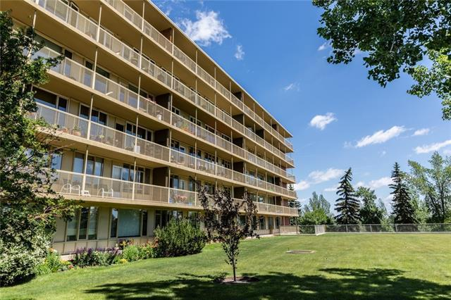 3232 Rideau Place SW #501, Calgary, AB T2S 1Z3 (#C4165251) :: Calgary Homefinders