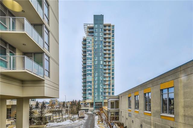 55 Spruce Place SW #1201, Calgary, AB T3C 3X5 (#C4165378) :: The Cliff Stevenson Group