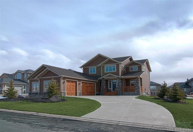 412 Montclair Place, Rural Rocky View County, AB T4C 0A8 (#C4165395) :: The Cliff Stevenson Group