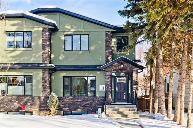 436 23 Avenue NW, Calgary, AB T2M 1S4 (#C4165726) :: The Cliff Stevenson Group