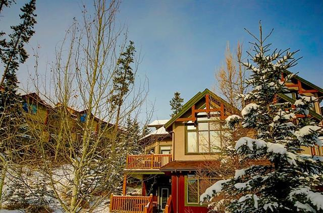 801 Benchlands Trail #207, Canmore, AB T1W 0B6 (#C4165914) :: The Cliff Stevenson Group