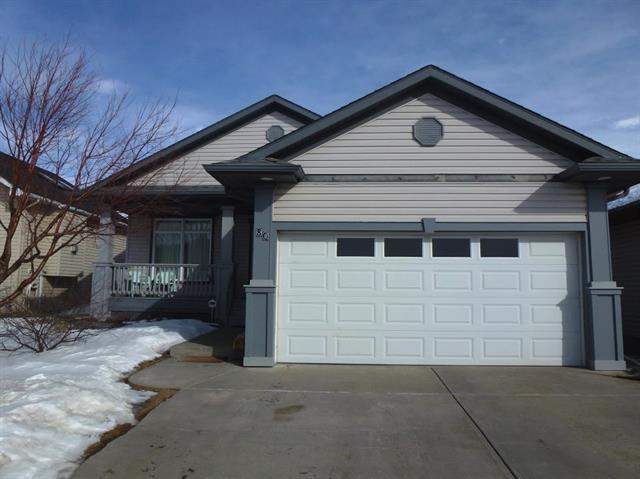 80 Willowbrook Drive NW, Airdrie, AB T4B 2J4 (#C4166026) :: The Cliff Stevenson Group