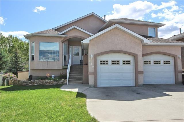 414 Lineham Acres Bay NW, High River, AB T1V 1T3 (#C4166192) :: Tonkinson Real Estate Team