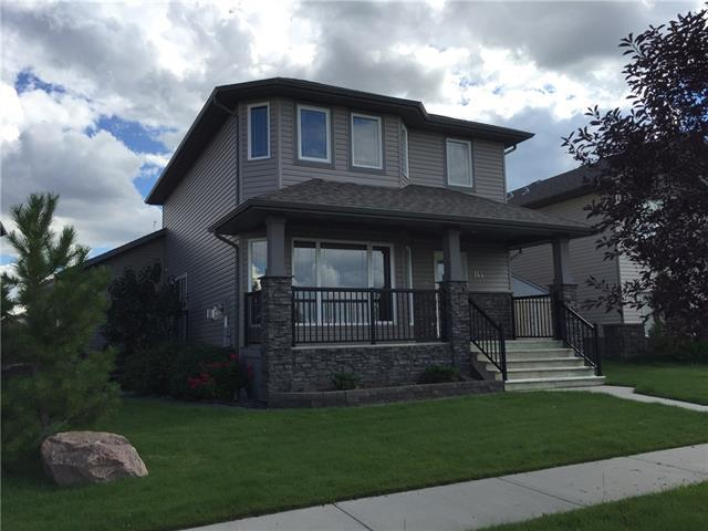 144 Riverstone Boulevard W, Lethbridge, AB T1K 2K5 (#C4166237) :: Canmore & Banff