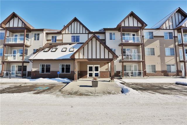 200 Community Way #1307, Okotoks, AB T1S 2L2 (#C4166350) :: Canmore & Banff