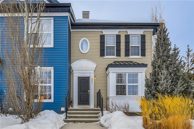 351 Chaparral Valley Drive SE, Calgary, AB T2X 0P7 (#C4166351) :: Redline Real Estate Group Inc