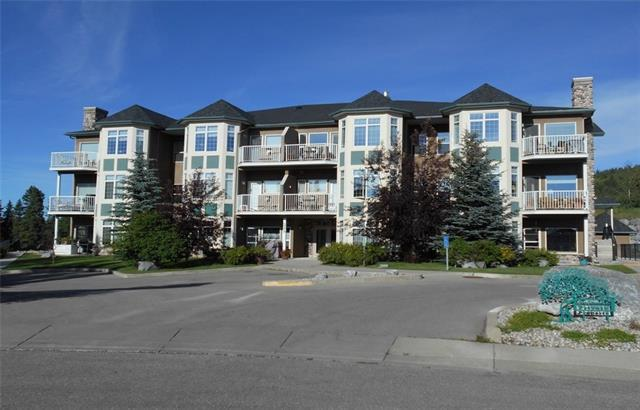 248 Sunterra Ridge Place #214, Cochrane, AB T4C 1W9 (#C4166374) :: The Cliff Stevenson Group