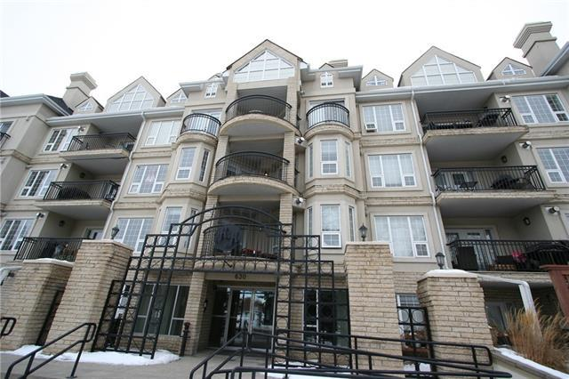 630 10 Street NW #202, Calgary, AB T2N 1W3 (#C4166462) :: The Cliff Stevenson Group