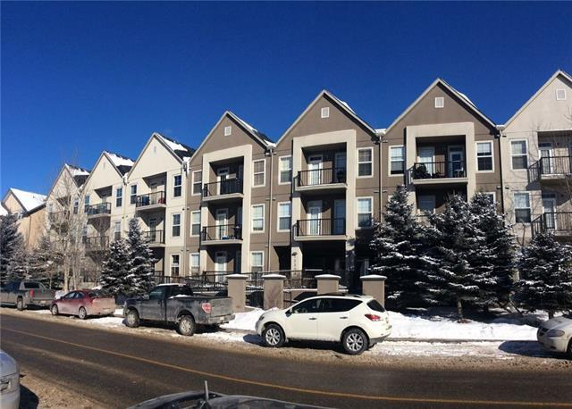 15304 Bannister Road SE #305, Calgary, AB T2X 0M8 (#C4166567) :: Canmore & Banff